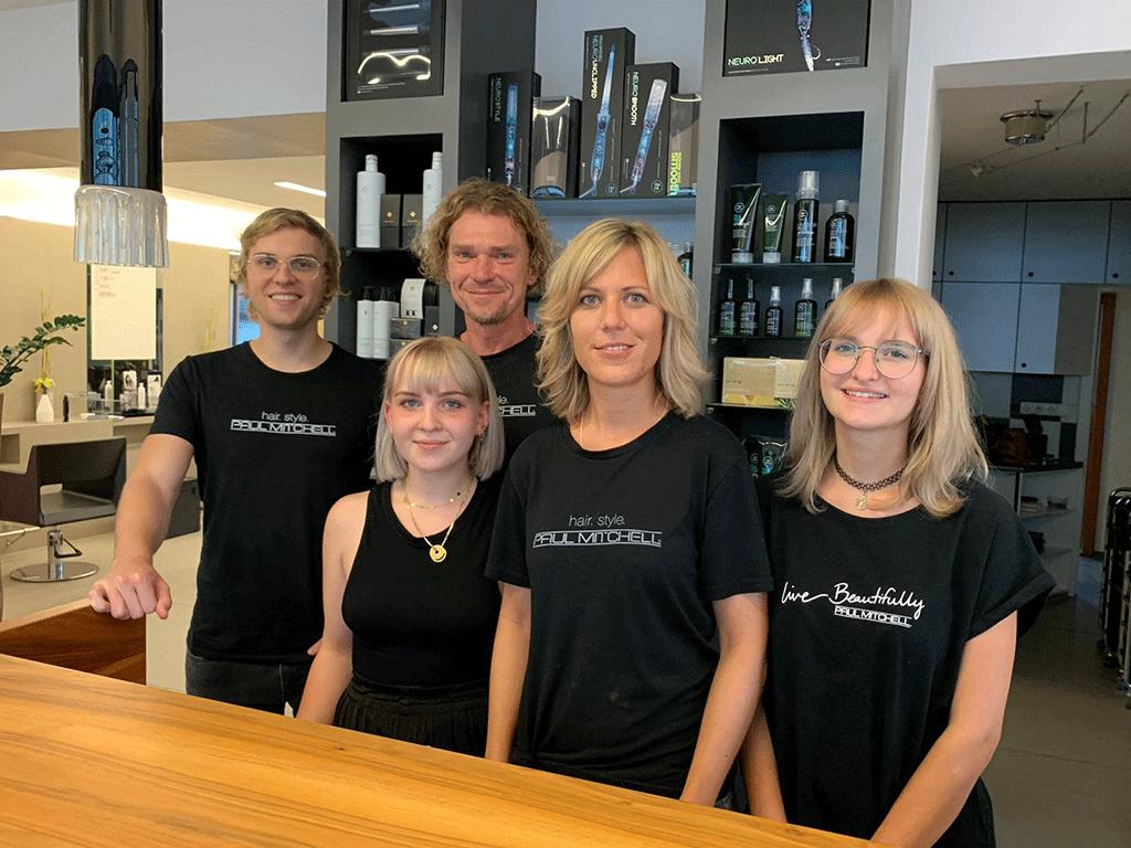 Friseur Fendt Team